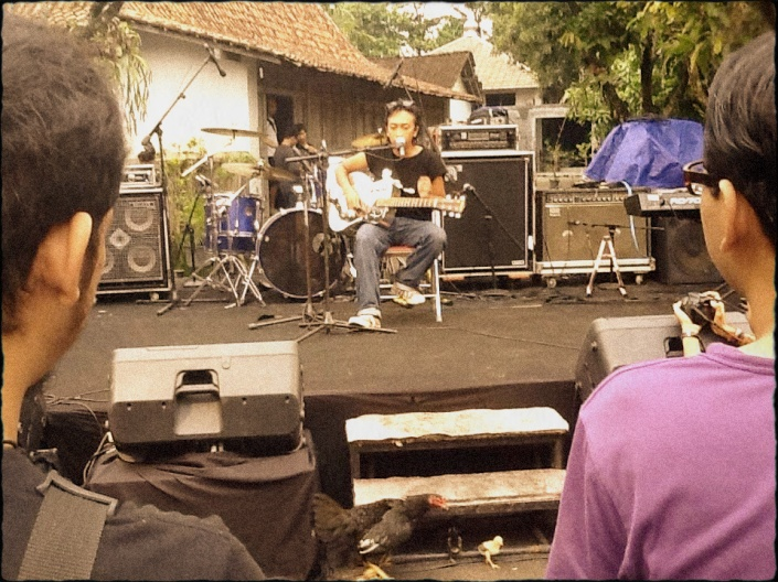me at ngayogjazz 2012